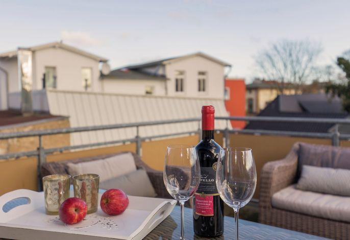 Pension Arielle - Appartement mit großer Dachterrasse / 5