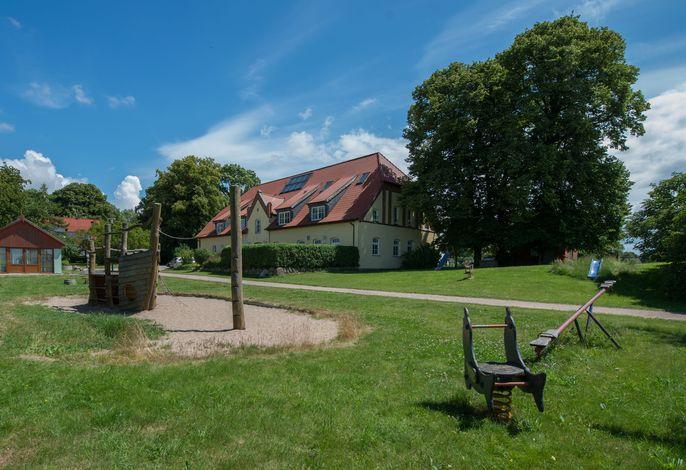 4-Raum-Ferienwohnung Landhaus nahe Rerik