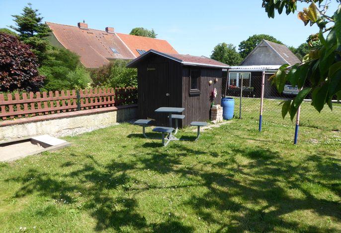 Kleintierbauernhof mit Fernblick-Terrasse
