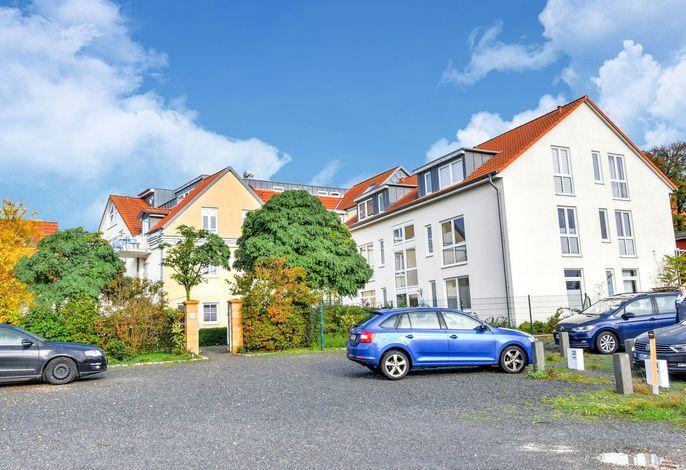Modernes Appartement mit Terrasse auf der Insel Rügen