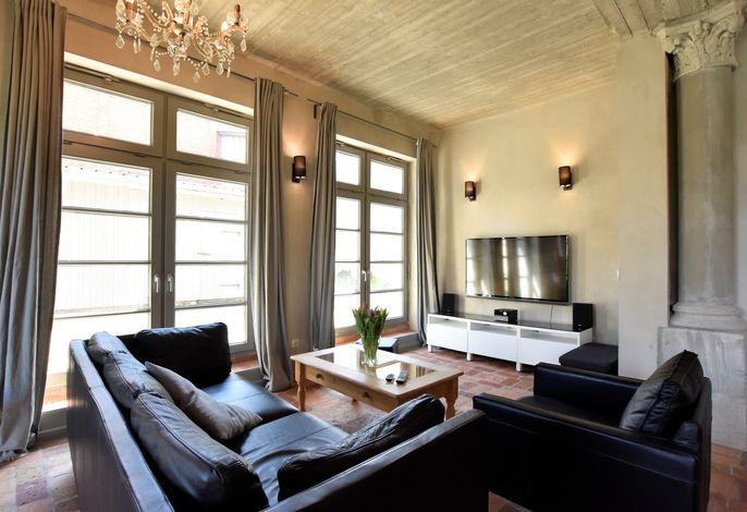 Landgut Detershagen - Wohnung II groß