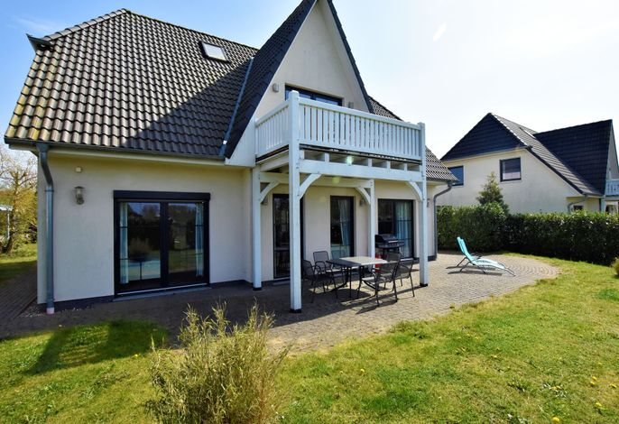 Minihus - Erdgeschoss mit Terrasse