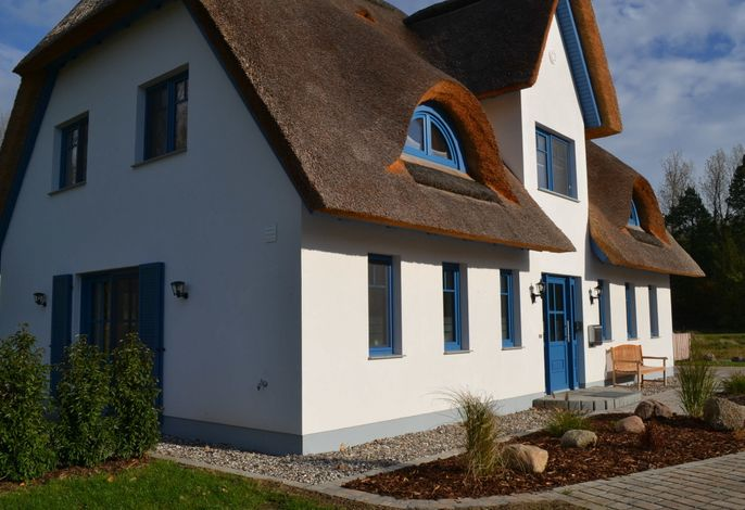 Ferienhaus Strandhafer XL im Ostseebad Rerik