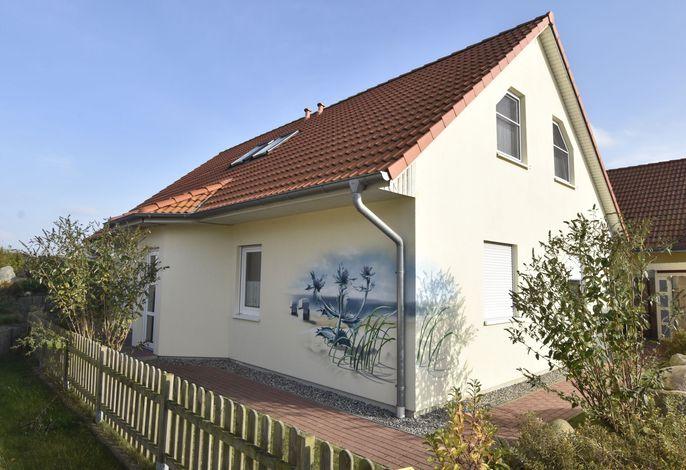 Haus am Salzhaff mit Sauna - für Familien und Wassersportler