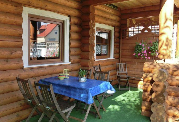 Holzhaus Andi