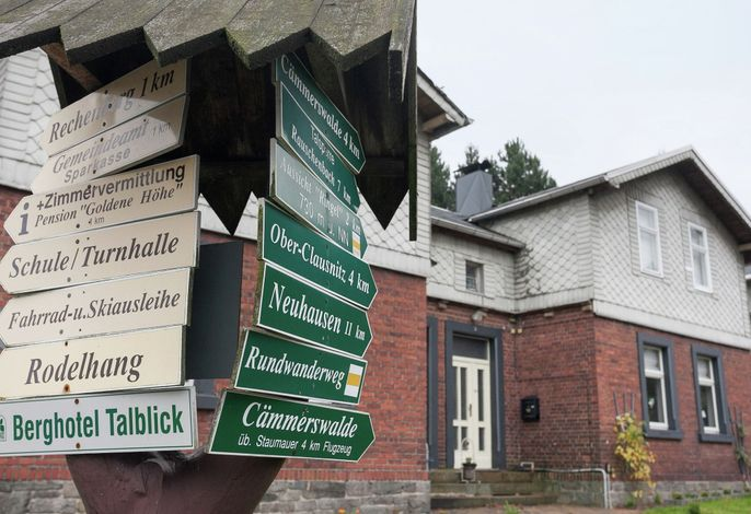 Ferienhaus Rechenberg Bienemuhle