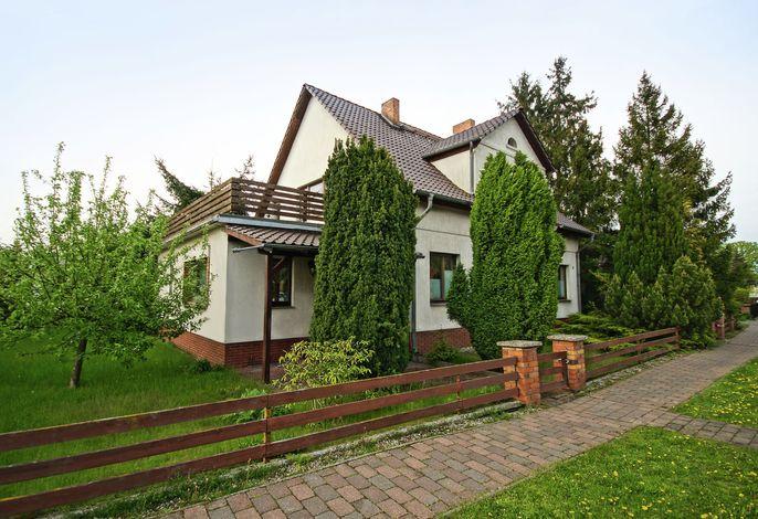 Urlaub am Stettiner Haff 5 schöne Ferienwohnung mit Terrasse