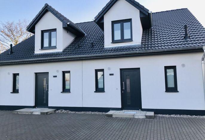 Ferienhaus Wildrose 4 in Kühlungsborn mit Terrasse und Garten