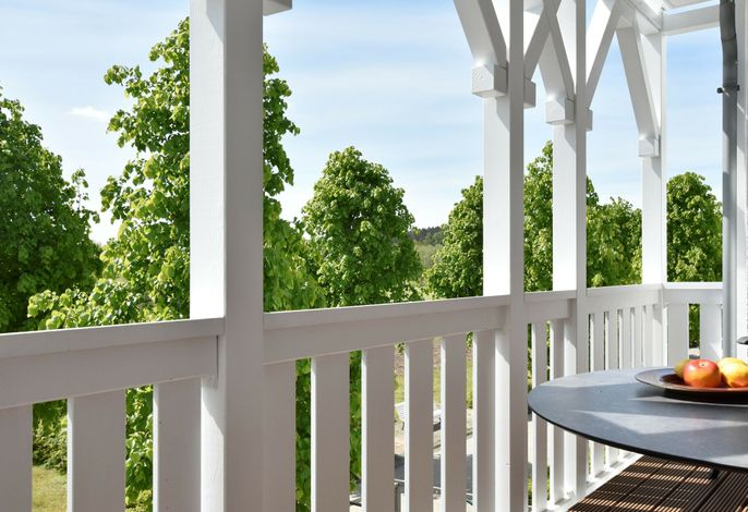 Charmante Inselwohnung/ 2 Balkone