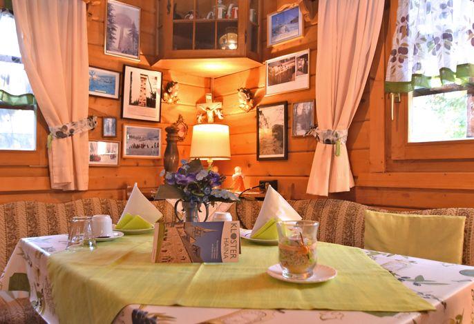 Kellerwald Hütte