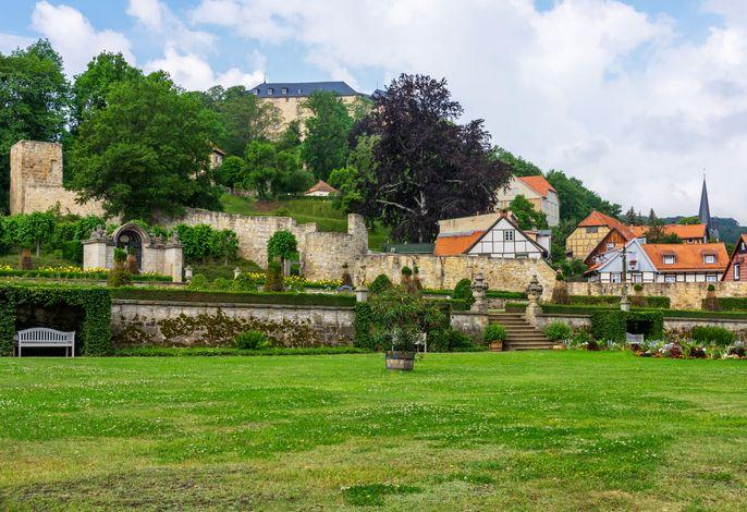 Harzhaus