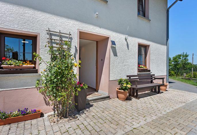 Hügelhaus Plütscheid