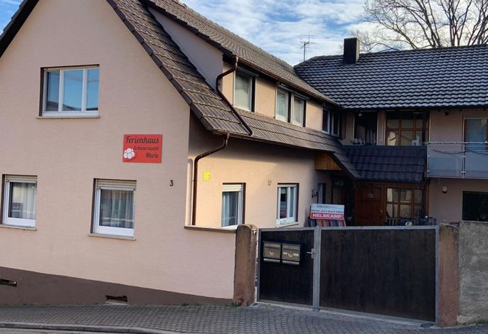Haus Schwarzwald Marie 7 Personen