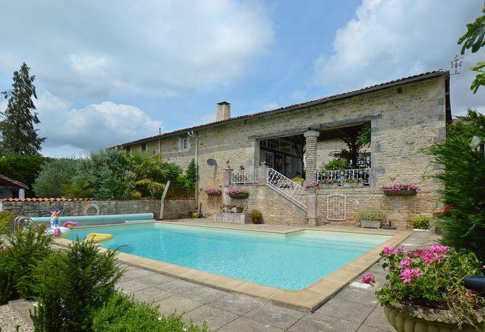 Maison fabuleuse avec piscine