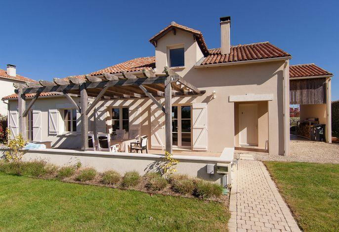 La Haute Prèze 29 près de la Dordogne