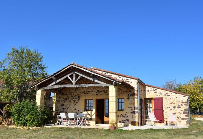 Maison de vacances Montferrand du Périgord