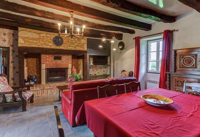 Maison de vacances Le Moulinal Haut