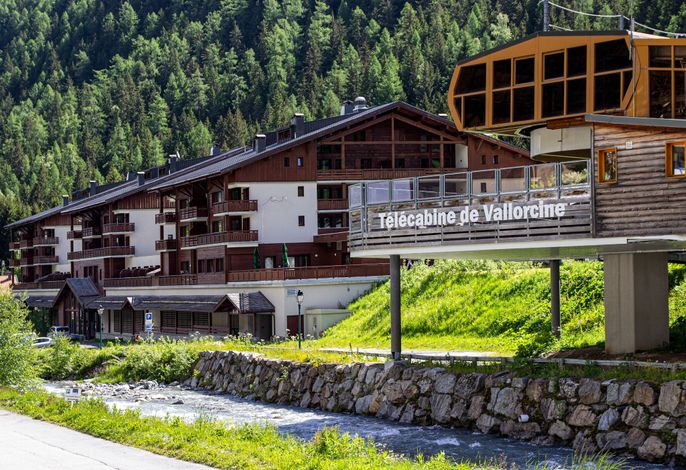 Resort les Portes du Mont Blanc 4
