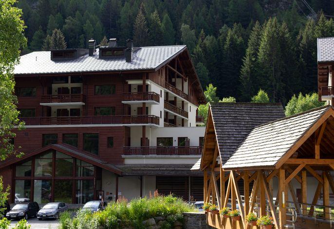 Resort les Portes du Mont Blanc 2