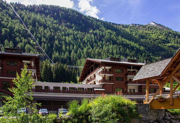 Resort les Portes du Mont Blanc 1