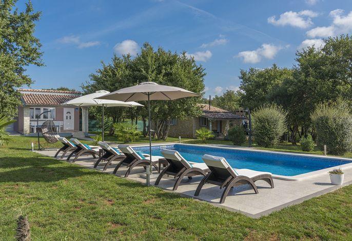 Holiday House Mamesa near Rovinj