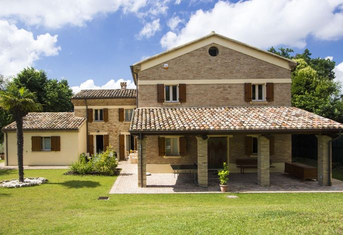 Villa Vanessa Coccinella