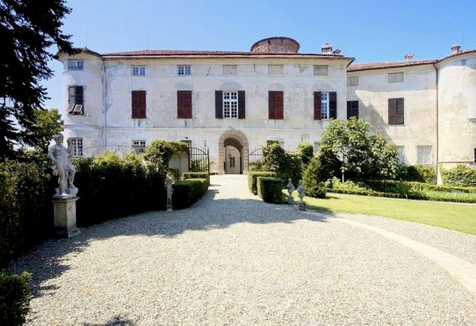 Castello Grimalda - Le Zie