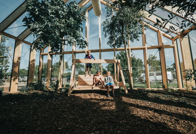 Vakantiepark de Klepperstee 3
