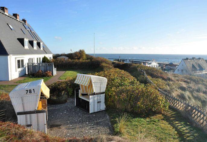 Haus Pahl 2 Ferienwohnungen mit Meerblick