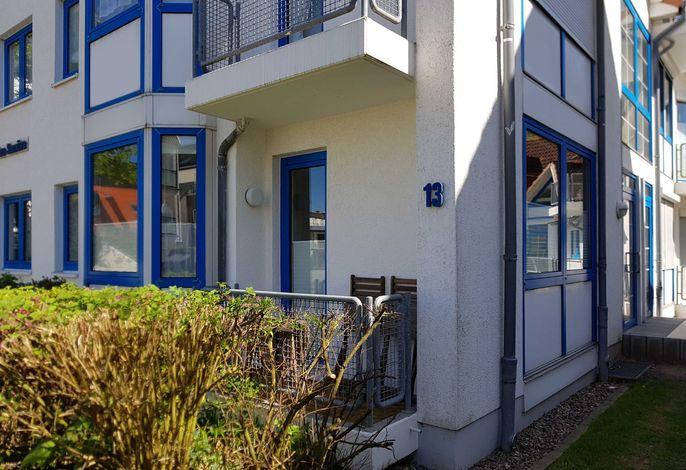 Haus Seemöwe Whg.1