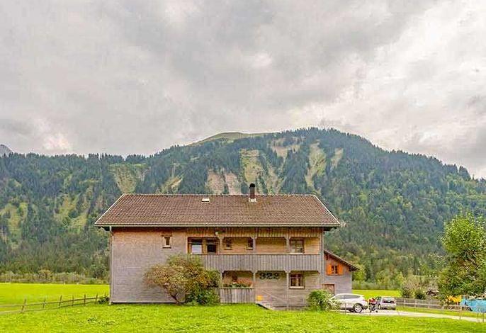 Ferienbauernhof Nigsch in Schoppernau