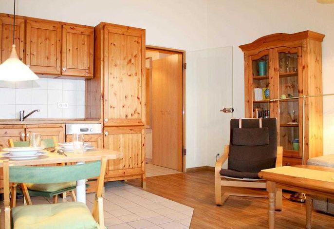 Villa Seegarten App.2- Blick durchs Appartement