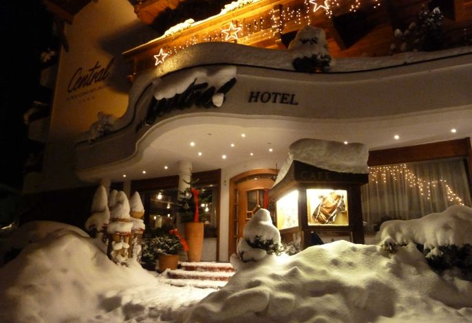 Alpen Comfort Hotel Central