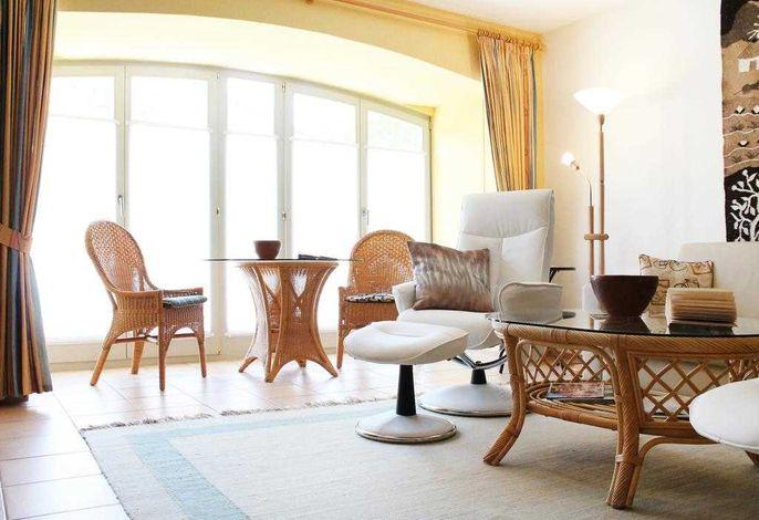 Villa Sonnengarten Whg. Sog5 - Blick auf den gemütlichen Wohnbereich