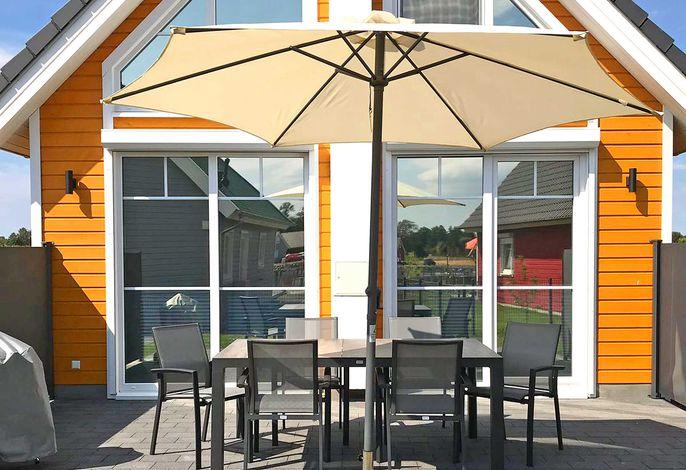 Ferienhaus Zerpenschleuse-Wandlitz BRA 1141