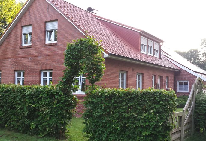 Ferienwohnung Hinrichs, Filsum, 55170