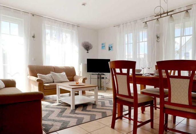 Achtern Diek App.07- Blick ins Appartement