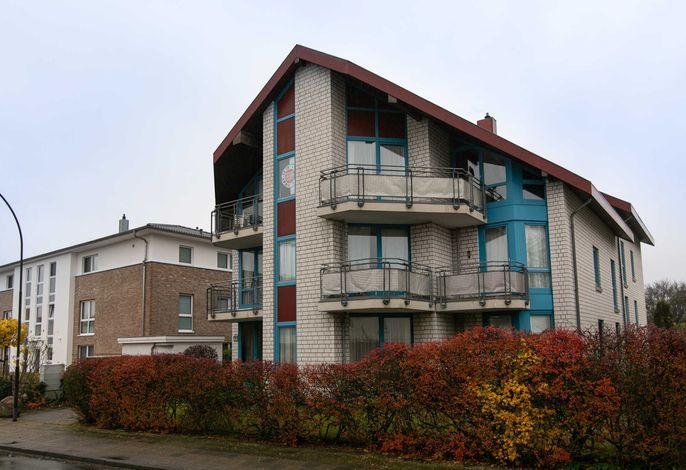 Strandhausvilla Wohnung 16