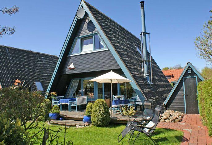 Zeltdachhaus in ruhiger Lage mit W-LAN - nah zum Zentrum