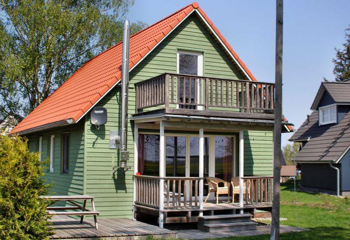 Ferien-Holz-Haus GRÜNES HAUS
