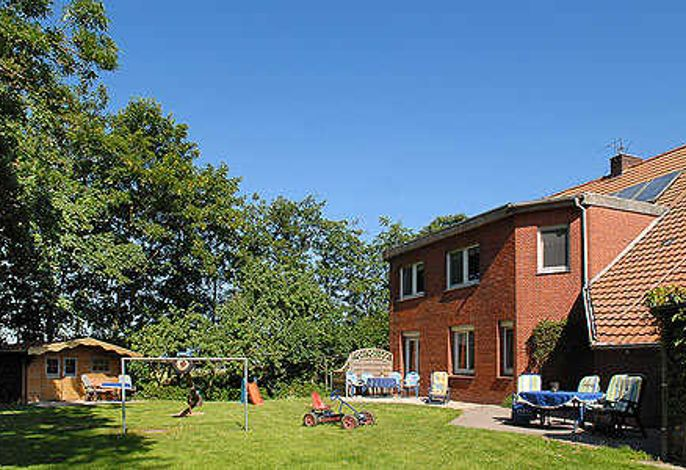 Ferienhof Tannen in Thunum bei Bensersiel