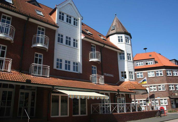 Inselresidenz Strandburg Juist Wohnung 203 Ref. 50963