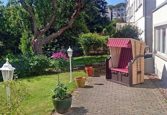 Villa Katharina - Bäderstil-Villa mit Meerblick