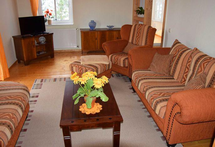 Wohnzimmer FW WUNDERVOLL  für 4 Personen