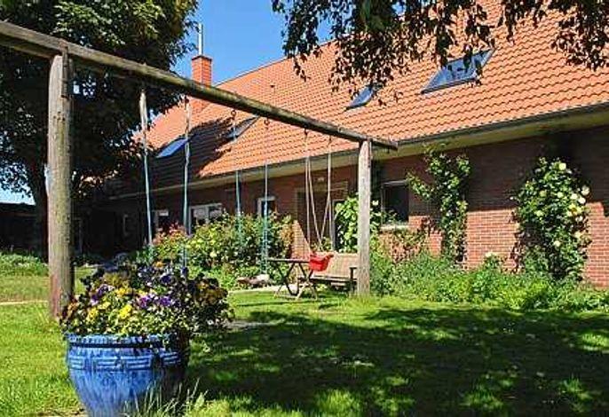 Ferienwohnung 3 auf dem Bio-Hof am Deich im Wangerland