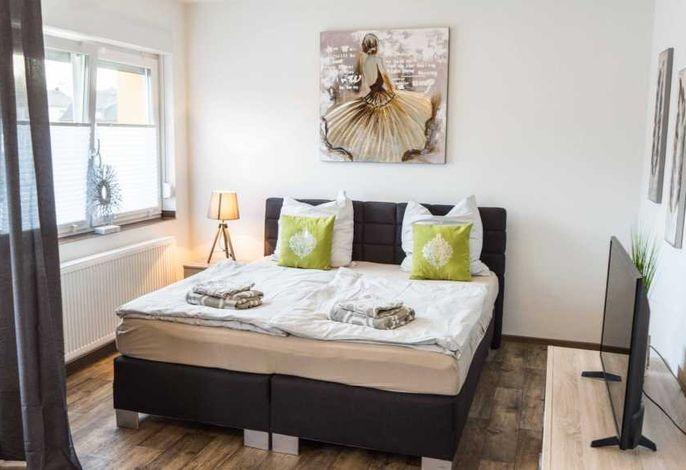 Schlafbereich - Wohn-/Schlafzimmer