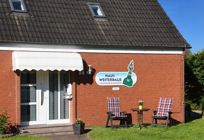 Haus Westerbalje in Neuharlingersiel