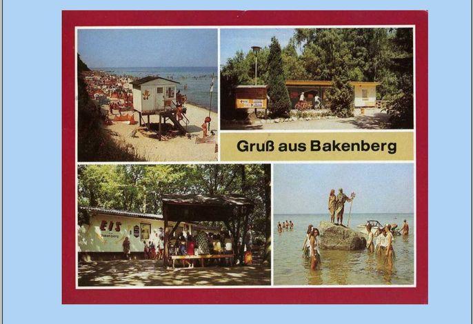 DDR BUNGALOW DIREKT AM STRAND