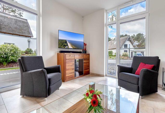 5-Sterne-Ferienhaus Seeperle  mit Whirlpool & Sauna