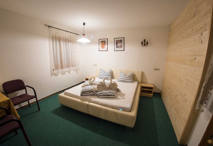1. Schlafzimmer von Apartment für 4-5 Personen